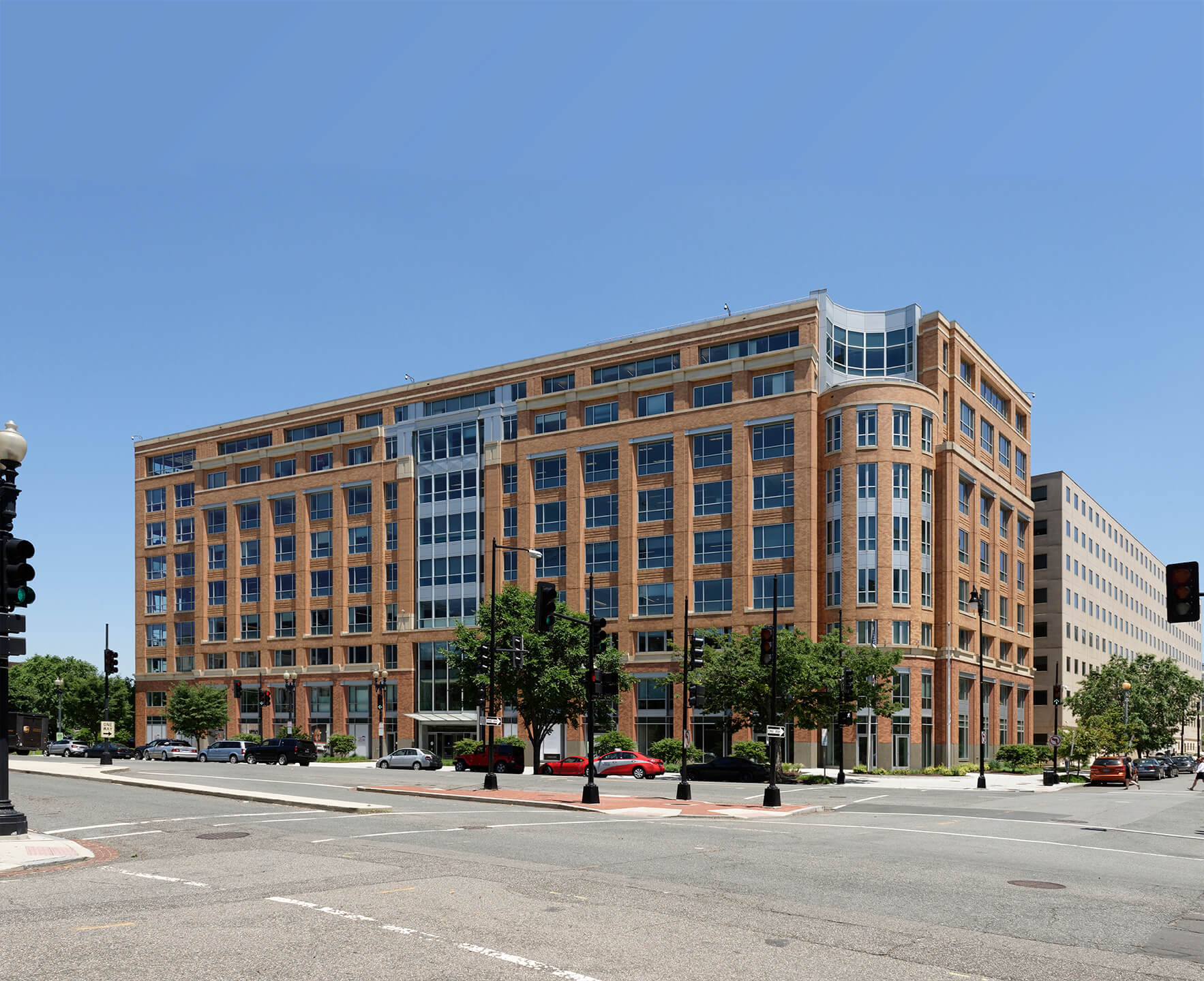 Washington Dc Office And Retail Space 601 New Jersey Ave